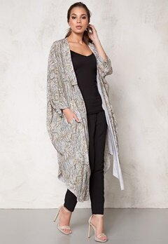 DAGMAR Leslie Dress 521 Gobelin Light Pr Bubbleroom.se