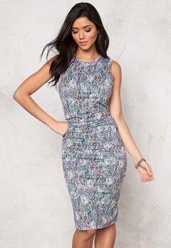 DAGMAR Ulliva Dress 821 Gobelin Dark Pri Bubbleroom.se