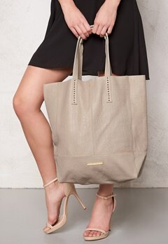 Day Birger et Mikkelsen Day Simple Leather Bag Poudre Tint Bubbleroom.se