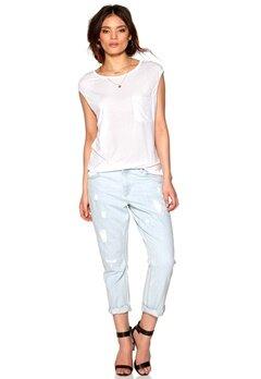 D.Brand Hedvig Sleeveless White Bubbleroom.se