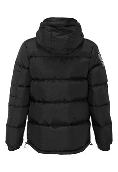 D.Brand Igloo Jacket Black/Black Bubbleroom.se