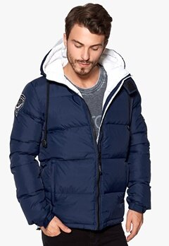 D.Brand Igloo Jacket Navy Bubbleroom.se