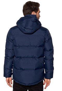 D.Brand Igloo Jacket Navy Bubbleroom.se