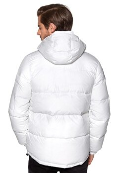 D.Brand Igloo Jacket White/Black Bubbleroom.se