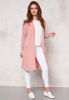D.Brand Malin Cardigan Pink Bubbleroom.se