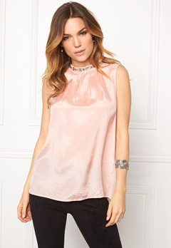 VILA Deca s/l Top Rose Dust Bubbleroom.fi