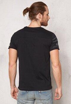 Deeluxe Cover T-Shirt Charcoal Bubbleroom.se
