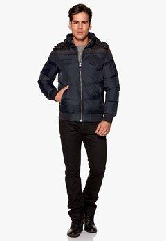 Deeluxe Peaks Jacket Navy Bubbleroom.se