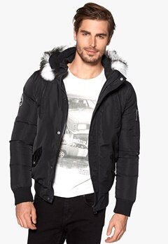 Deeluxe Shark Jacket Black Bubbleroom.se