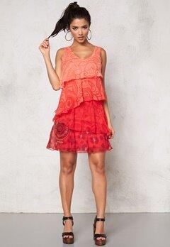 Desigual Nerea Dress Potent Purple Bubbleroom.se