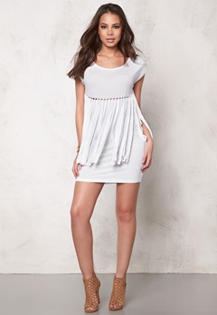 Desires Dress 2 Dress 0001 White Bubbleroom.no