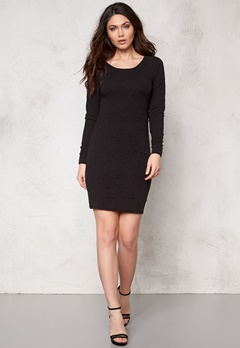 Desires Teiken Dress 9000 Black Bubbleroom.se