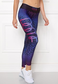 DOME Fitness Hybrid Training Tights Blue Bubbleroom.se