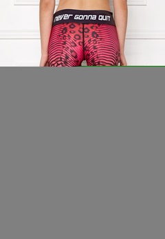 DOME Fitness Hybrid Training Tights Hot Pink Bubbleroom.se