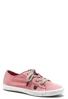 Odd Molly Down to earth sneakers Milky pink Bubbleroom.se