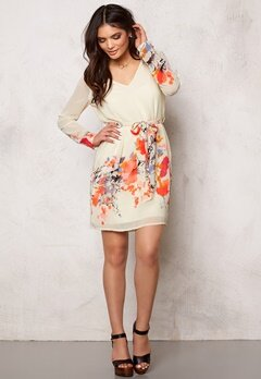 DRY LAKE Afternoon Dress Poppy Print Bubbleroom.se