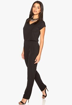 DRY LAKE Ashley Jumpsuit Black Bubbleroom.se