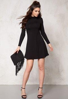 Make Way Ece Dress Black Bubbleroom.se