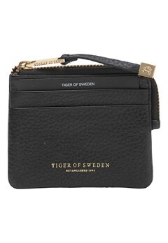 TIGER OF SWEDEN Eryka Small Leather Bag 050 Black Bubbleroom.se