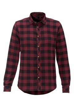 Solid Esref Shirt 0966 Port Roy Bubbleroom.se
