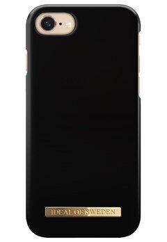 iDeal Of Sweden Fashion Case iPhone Matte Black Bubbleroom.se
