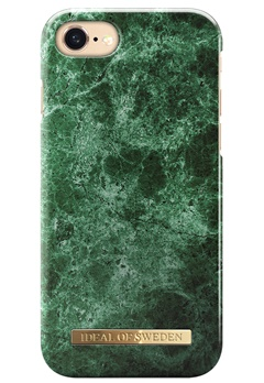 iDeal Of Sweden Fashion Case iPhone Green Marble Bubbleroom.se