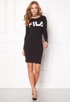FILA Larisa Dress Black Bubbleroom.se