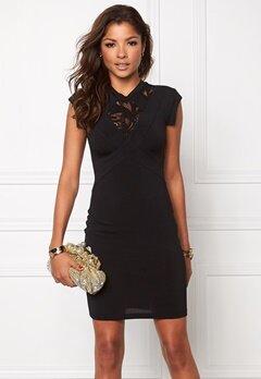 Chiara Forthi Forli Bodycon Dress Black Bubbleroom.se