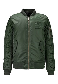 Franklin & Marshall Military Jacket 498 Military Bubbleroom.se