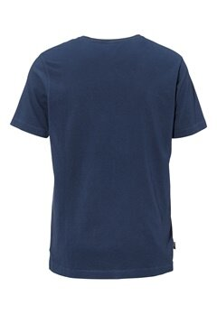 Franklin & Marshall T-Shirt 167 Navy Bubbleroom.se