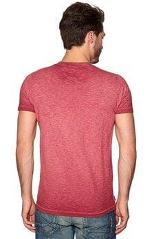 Franklin & Marshall T-Shirt Cardinal Bubbleroom.se