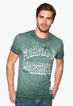 Franklin & Marshall T-Shirt Deep Forest Bubbleroom.se