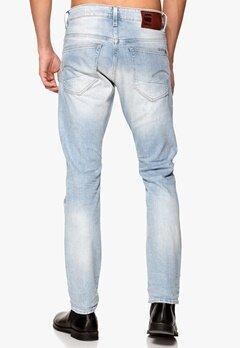 G-STAR 3301 Tapered Jeans Light Denim Bubbleroom.se