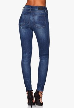 G-STAR 3301 Ult Hi Sup Jeans 071 Medium Aged Bubbleroom.se