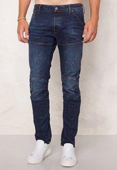 G-STAR 5620 3D Slim Jeans Vintage dk Aged Bubbleroom.se