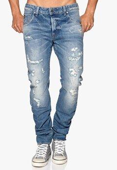 G-STAR Arc 3D Slim Jeans 5641 med aged Bubbleroom.se
