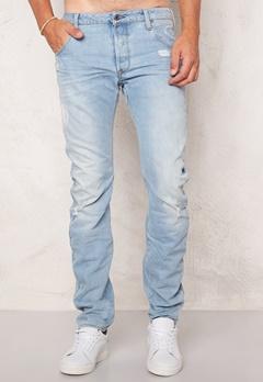 G-STAR Arc 3D Slim Jeans It aged Destroy Bubbleroom.se