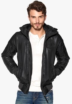 G-STAR Batt Bomber Jacket 990 Black Bubbleroom.se