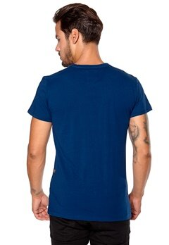 G-STAR Bauchan s/s Tee 1862 Pacific Blue Bubbleroom.se