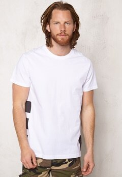 G-STAR Benlo s/s T-shirt 110 White Bubbleroom.se