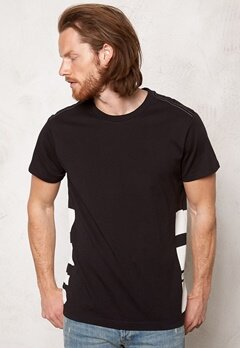 G-STAR Benlo s/s T-shirt 990 Black Bubbleroom.se