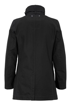 G-STAR Garber Trench Black Bubbleroom.se