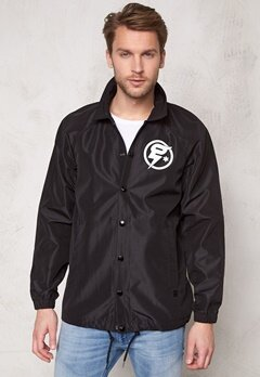 G-STAR Hedrove Coach Jacket 990 Black Bubbleroom.se