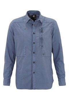 G-STAR Powel l/s Shirt It Cloud Bubbleroom.se