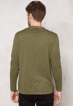 G-STAR Rinep Pocket l/s Sweater 724 Sage Bubbleroom.se