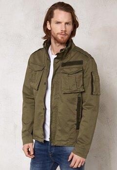 G-STAR Rovic overshirt l/s Rustic green Bubbleroom.se