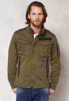 G-STAR Rovic overshirt l/s Rustic green Bubbleroom.se