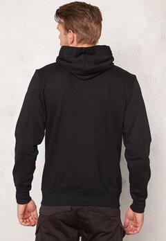 G-STAR Thardus Hooded Sweat Black Bubbleroom.se