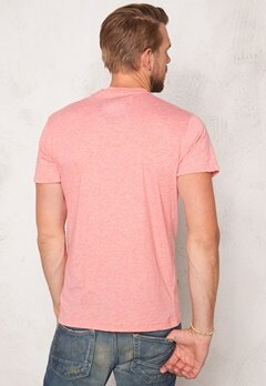 G-STAR Vodan s/s T-shirt Flame/White Bubbleroom.se