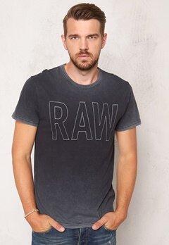G-STAR Xard s/s T-shirt Black Bubbleroom.se
